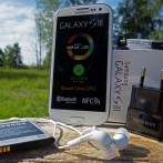 Samsung Galaxy S III unboxed