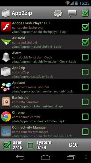 App2Zip
