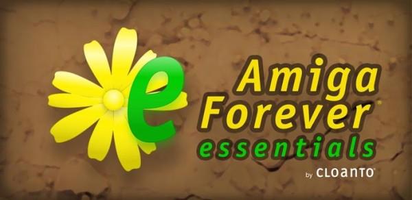 Amiga Forever Essentials – enklare Amiga-emulering för Android