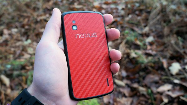 LG Nexus 4 ser ut att få Android L