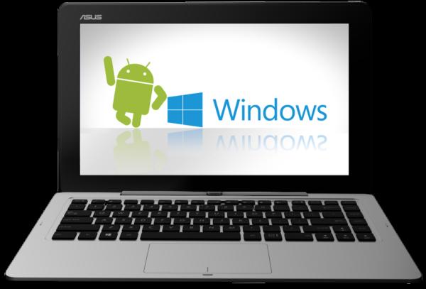 Asus Transformer Book Duet kör både Windows 8 och Android