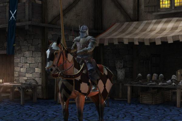 Helgtips: Rival Knights