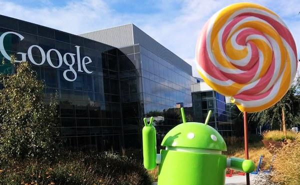 Google släpper källkoden för Android 5.0 Lollipop