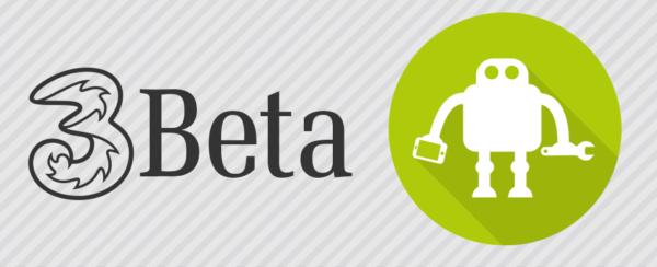 Tre och Sony tillkännager betatest av Android 5.0 för Xperia Z3