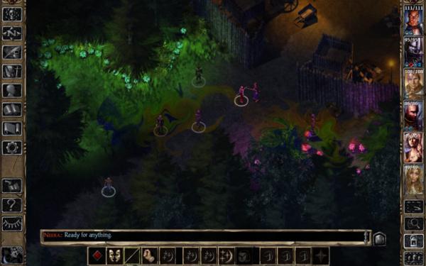 Beamdog släpper Baldur's Gate II för Android