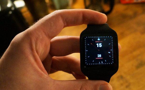 En närmare titt på Sony SmartWatch 3