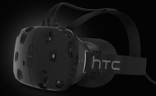 HTC:s och Valves satsning på virtuell verklighet släpps i april