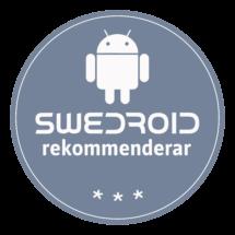SWEDROID-REKOMMENDERAR