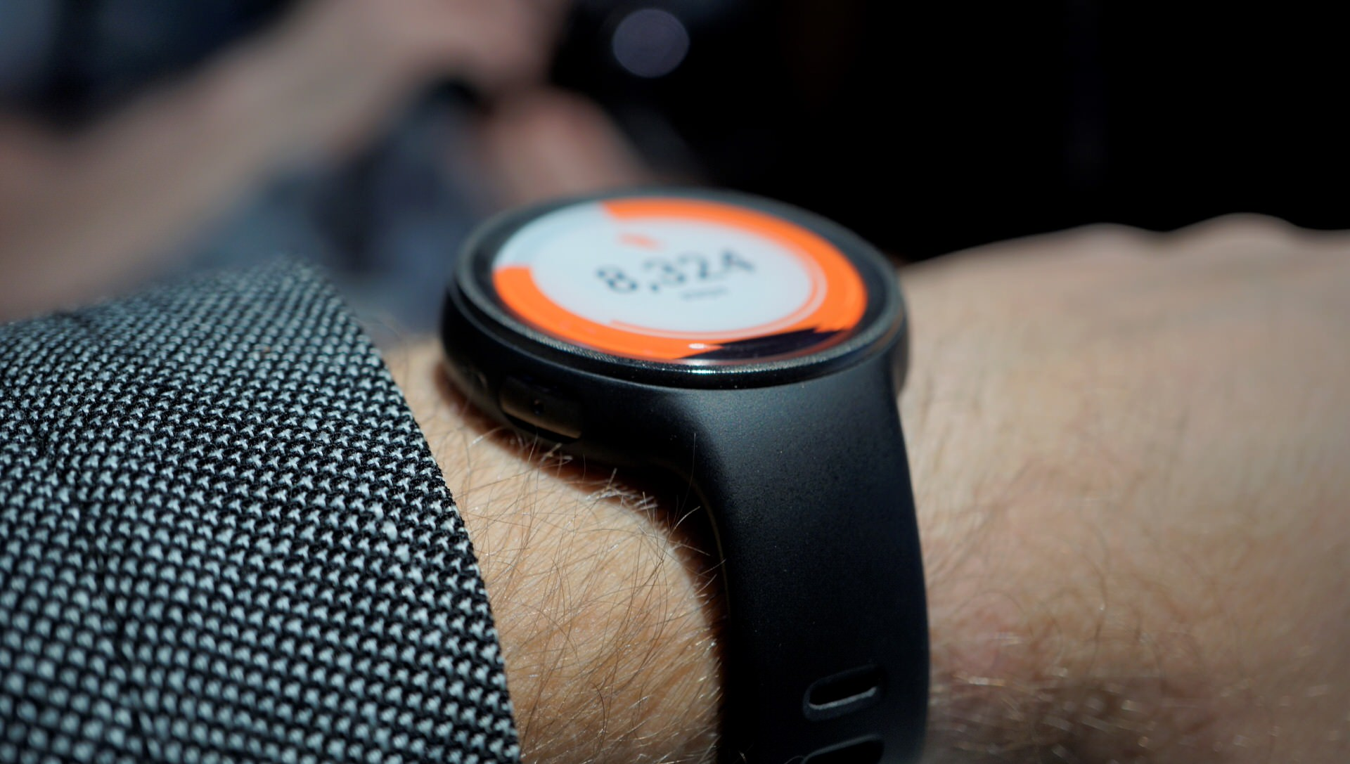 Moto 360 Sport review wearableo.com