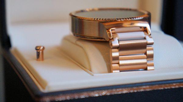 Huawei Watch får Marshmallow och högtalarfunktionalitet