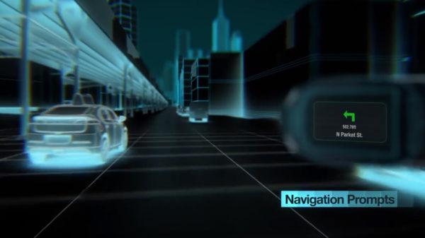 Garmin presenterar Varia Vision, ett Google Glass-alternativ för cyklister