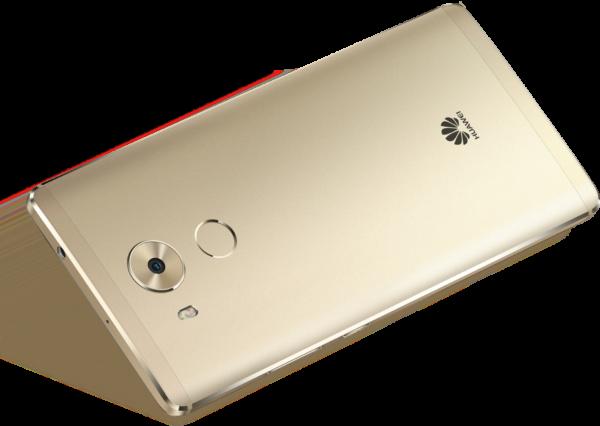 Huawei offentliggör Mate 8 med 4000mAh-batteri och 4GB RAM