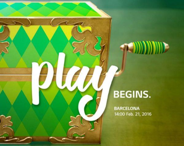 Följ presentationen av LG G5 live med start 14:00