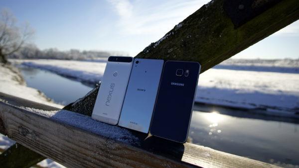 Galaxy S6 Edge+ kammar hem förstaplatsen i Swedroids fotoundersökning