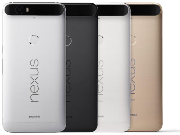 Resultatet: Swedroids community utser Nexus 6P till årets Androidtelefon