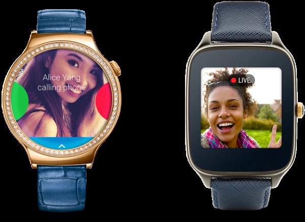 Google börjar uppdatera Android Wear-klockor till Marshmallow