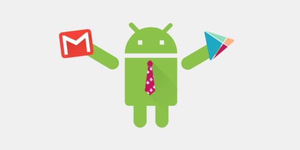 Play Store kommer rekommendera appar baserat på reseinfo från Gmail
