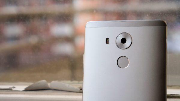 Vi testar 6-tummaren Huawei Mate 8