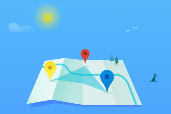 My Maps får första uppdateringen sedan 2014