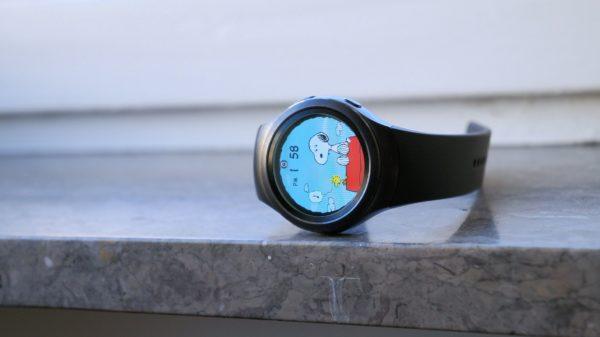 Samsung Gear S2 får prestandaförbättringar och nya funktioner