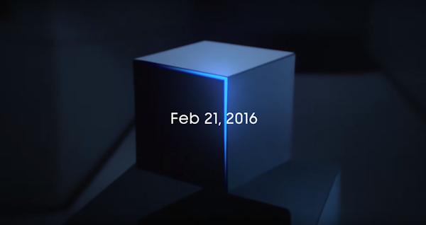 Samsung Galaxy S7 introduceras 21:a februari