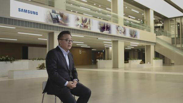 Chefen för Samsung Mobile berättar om sin och företagets vision för 2016