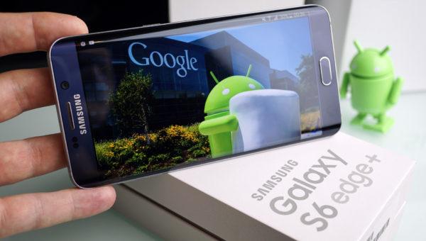 Samsung Sverige: Galaxy S6, S6 Edge och S6 Edge+ får Marshmallow i mars