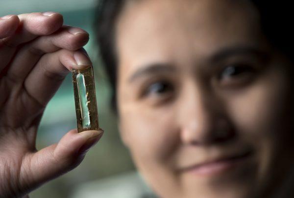 Det här batteriet tappade bara fem procents kapacitet på 200 000 laddningar