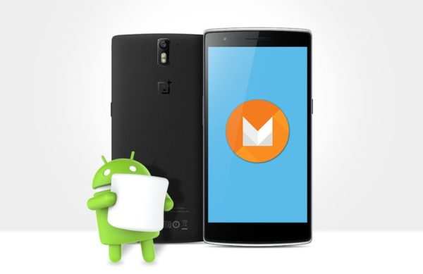 OnePlus One uppdateras till Android 6.0 Marshmallow