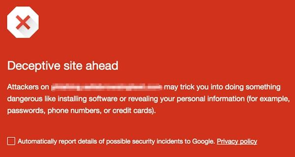 Google börjar varna för falska nedladdningsknappar