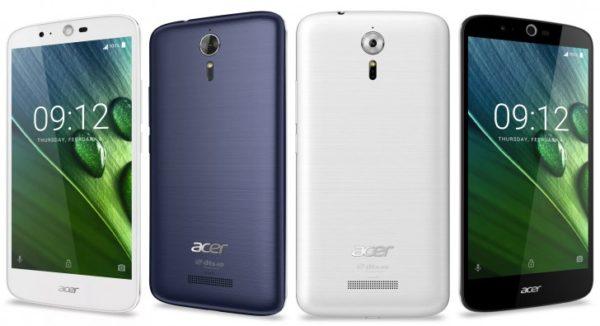 Acer Liquid Zest Plus erbjuder 5000mAh för 1850 kronor