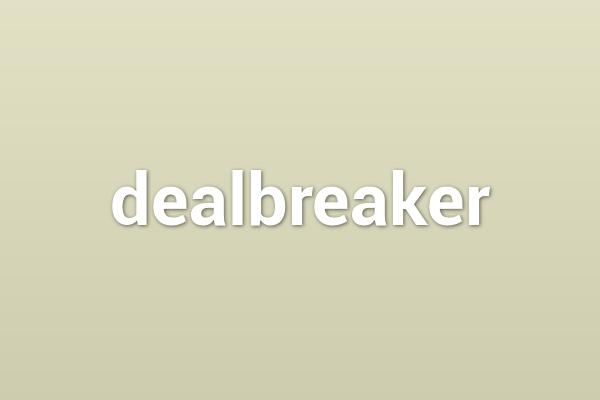 Vad är en dealbreaker för dig när du skaffar ny telefon?