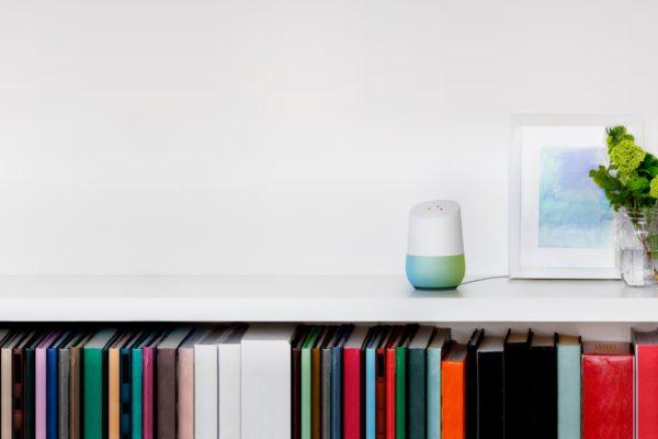 Sökjätten presenterar Google Home och Google Assistant
