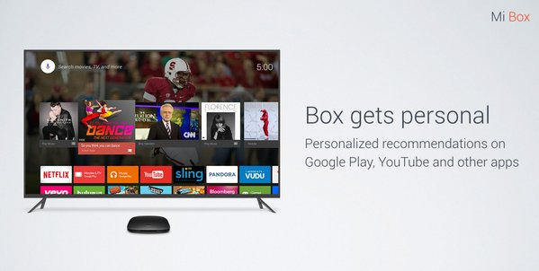 Android TV får nya funktioner och ny hårdvara