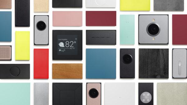 Första Project Ara-telefonen släpps i höst, riktar sig till utvecklare