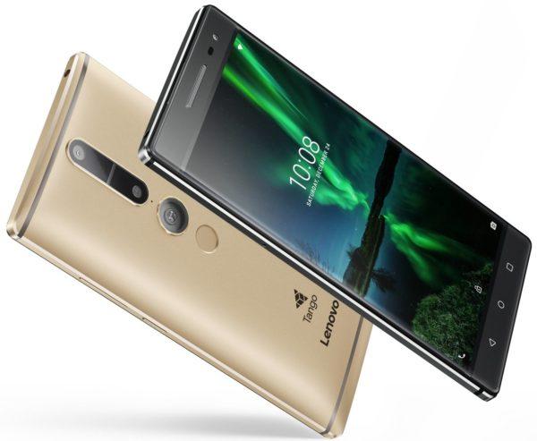 Lenovo Phab2 Pro är första Project Tango-telefonen
