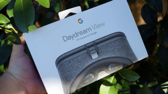 Vi testar Google Daydream View