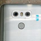LG G6 erbjuder dubbla bakre 13MP-kameror