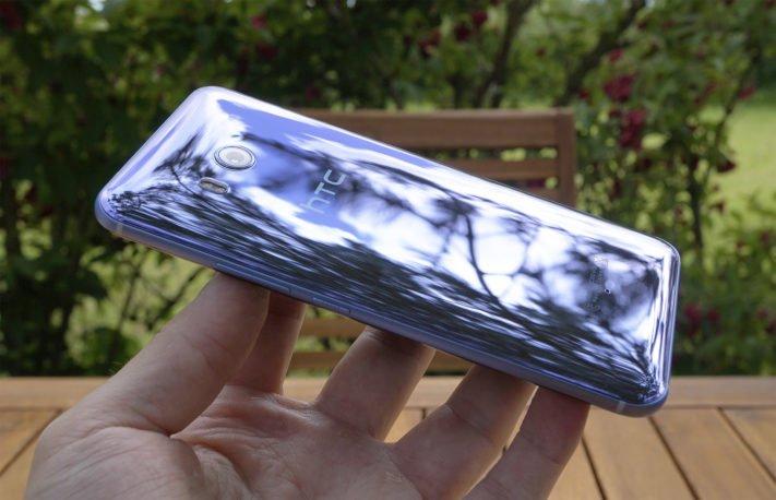 Test av HTC U11