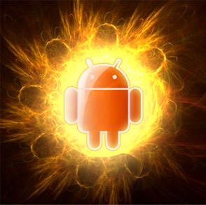 Overclocked Android