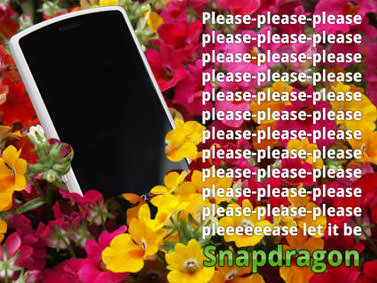 Acer A1 - Snapdragon?