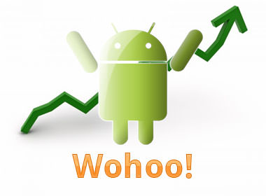 Android Graph - Wohoo!