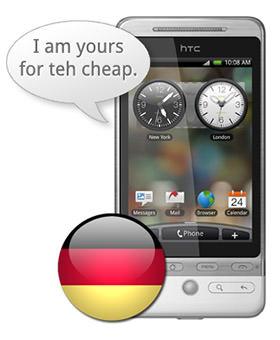 HTC Hero fir teh cheap