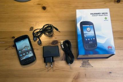 Huawei U8220 tillbehör