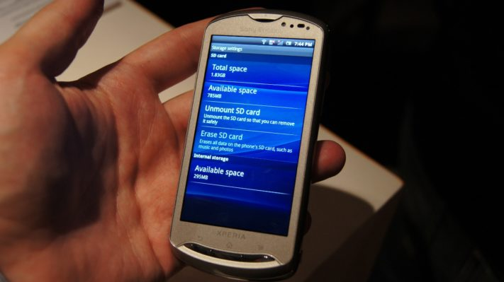 Test av Sony Ericsson Xperia neo - Swedroid b7bdeecc0ec91