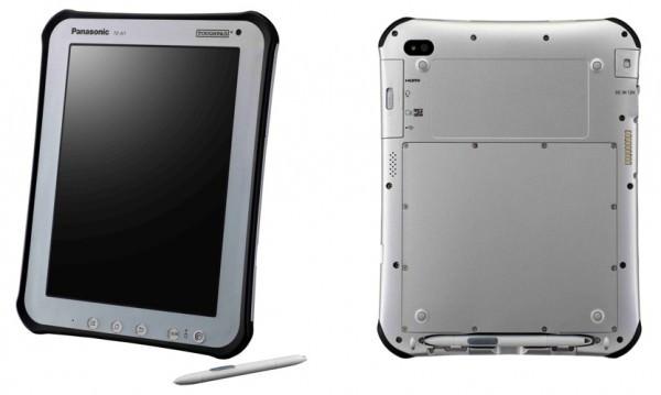 Toughpad A1 - stryktålig surfplatta från Panasonic