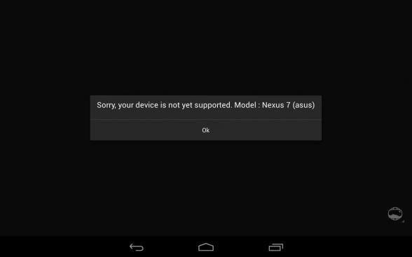 Photo sphere - spännande ny funktion som dessvärre ej fungerar i Nexus 7.