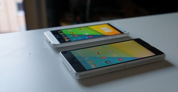 htc-one-mini-sony-xperia-zr-betraktningsvinklar