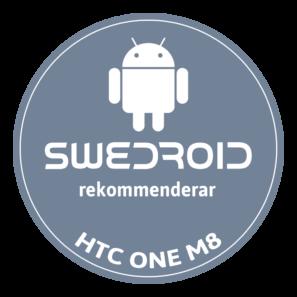 swedroid-rekommenderar-htc-one-m8