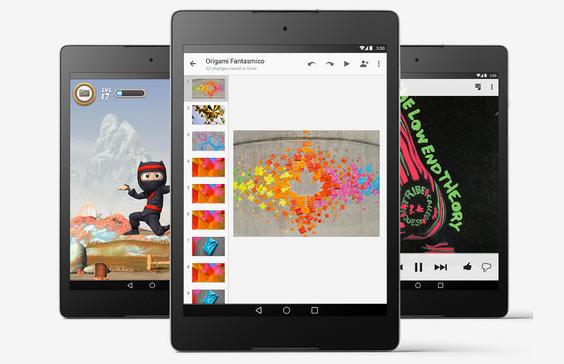 Nexus 9 kan förbeställas i Google Play - Swedroid 24e0a0ec79163